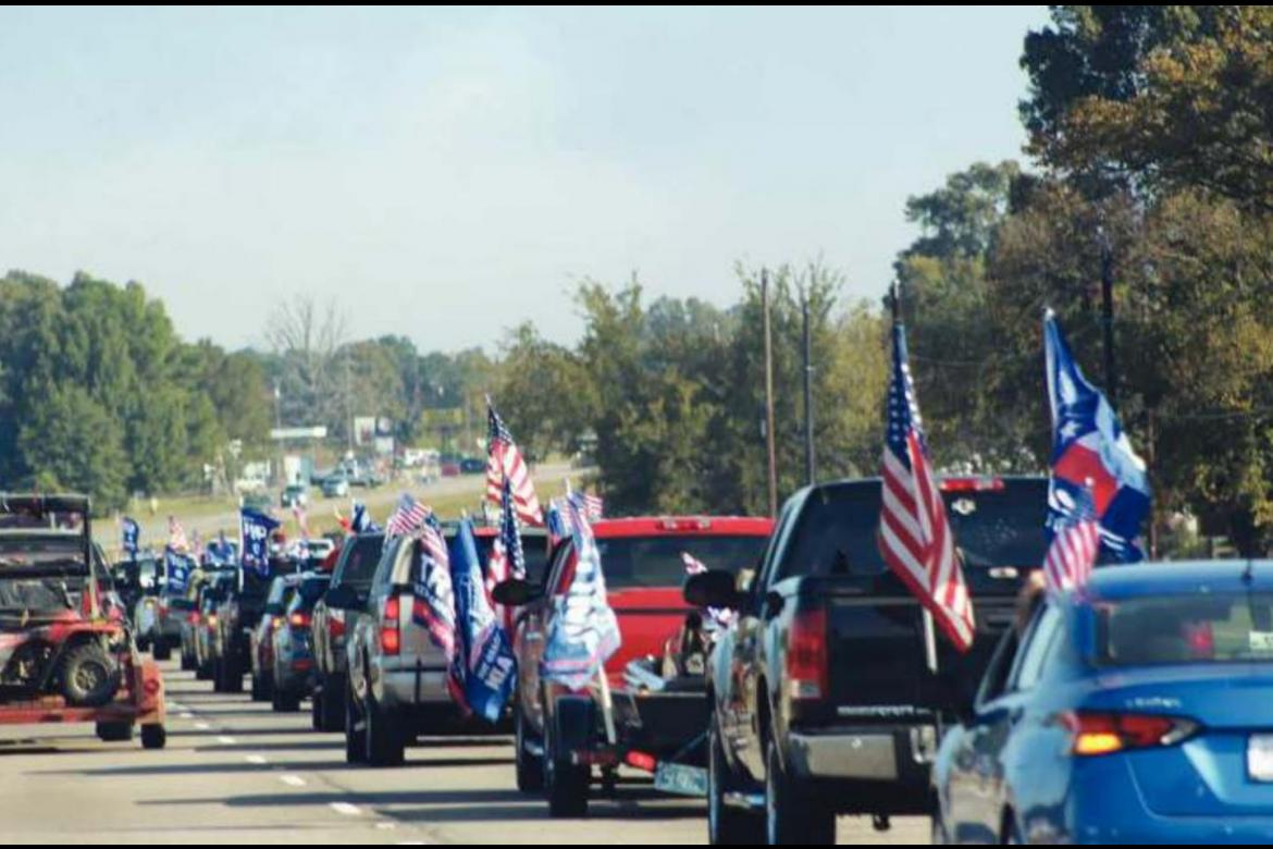 Texoma Trump supporters to reunite for parade Oct. 31